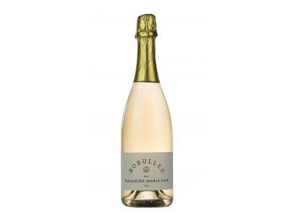 Bobulles - Rulandské modré rosé 2019 - Šumivé víno - Jakostní víno VOC