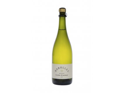 Bobulles - Cuvée d´auteur 2019 - Šumivé víno - Jakostní víno