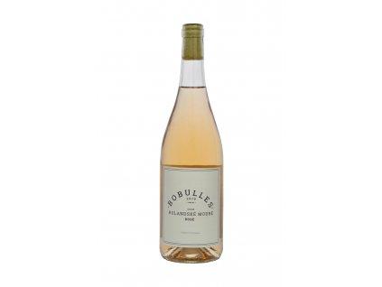 Bobulles - Rulandské modré rosé 2019 - Růžové víno - Jakostní víno VOC
