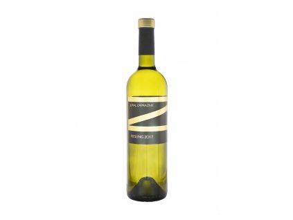 Zápražný - Riesling , N.Z., Suché - Bílé víno - Pozdní sběr