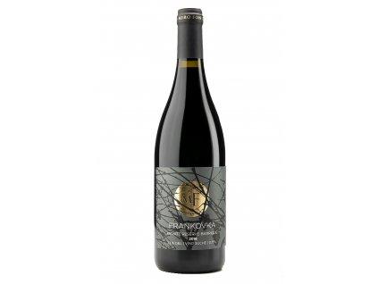 Miro Fondrk - Frankovka 2016 - Červené víno - Jakostní víno