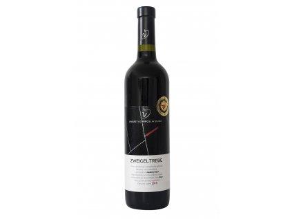 Dudo Miroslav - Zweigeltrebe 2019 - Červené víno - Pozdní sběr