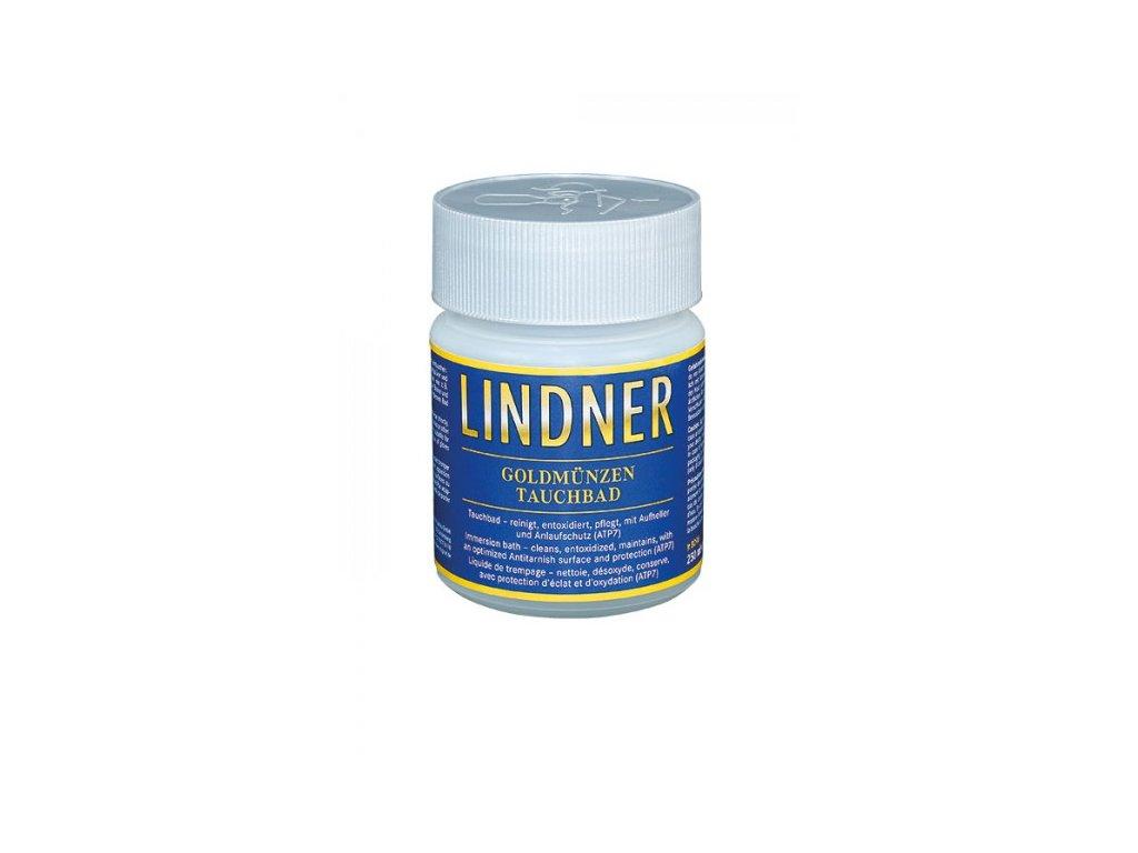 Čistič zlatých mincí Lindner