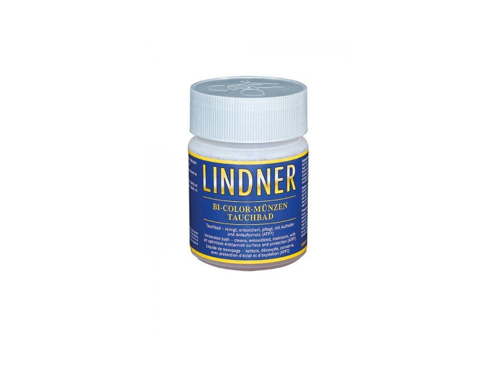 Čistič mincí Lindner bi-color
