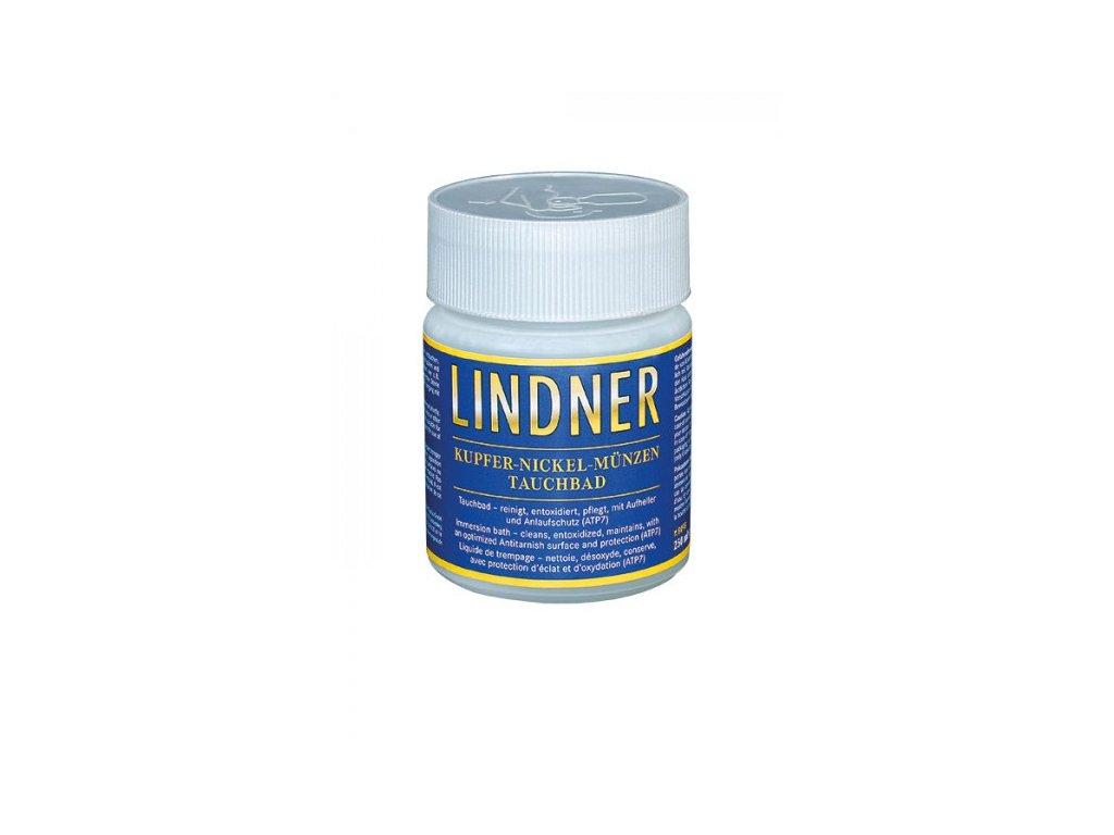 Čistič mincí Lindner, měď-nikl
