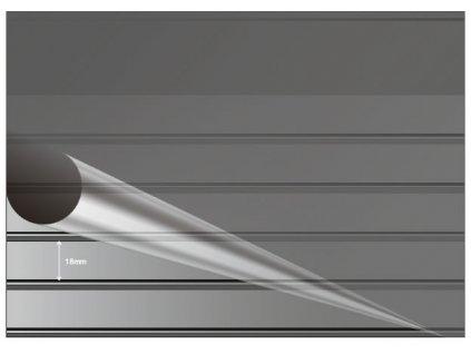 Ochranná karta Prinz 210x148mm (ozn. 650), 100 ks