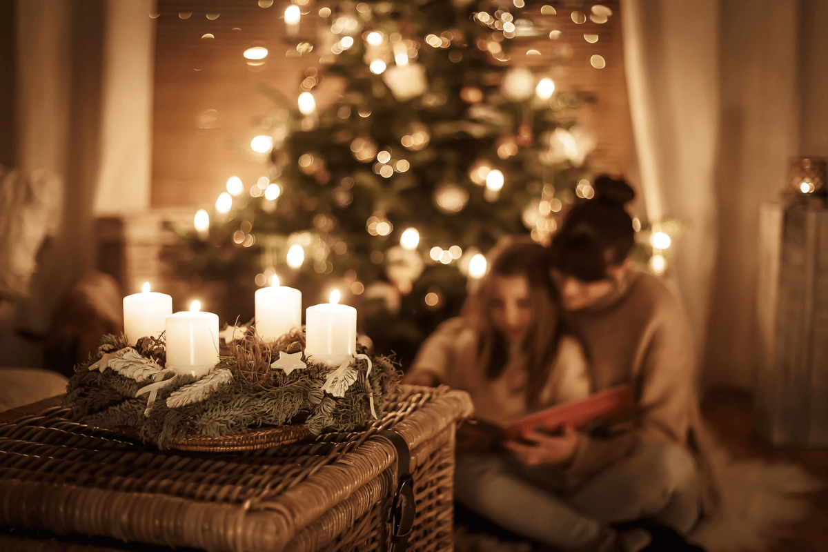 Vánoce se blíží, připravme se na narození Krista...
