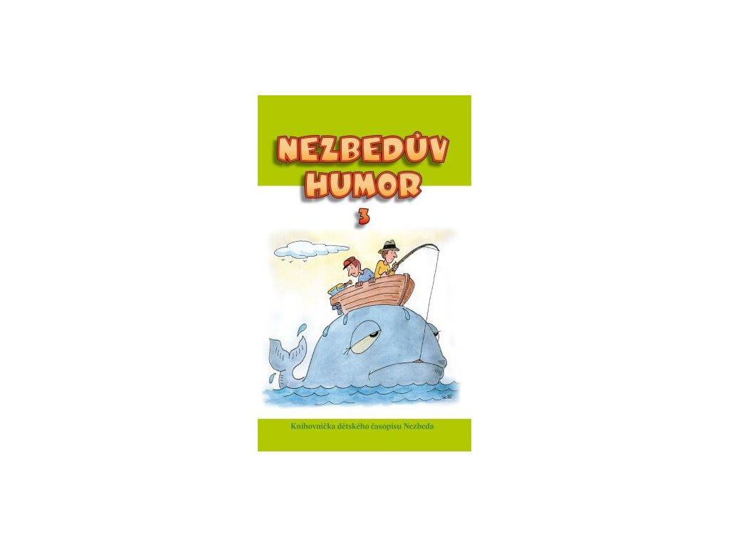 1039 Doron Nezbeduv humor 3.dil 9788090616523 01