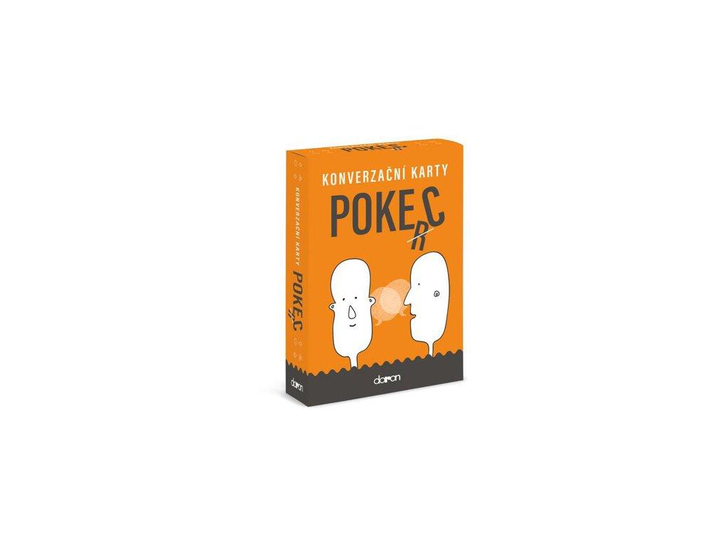 1054 Doron Konverzacni karty Pokec 8595142600017 01