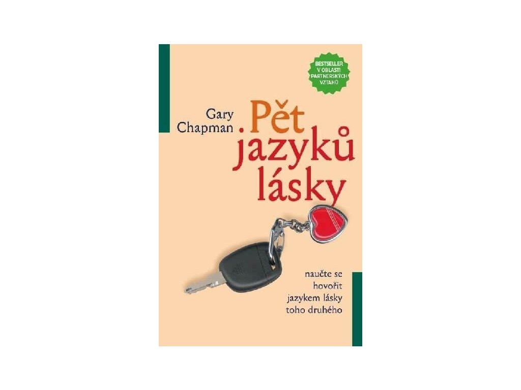 999 Chapman Pet jazyku lasky 9788072553730 01