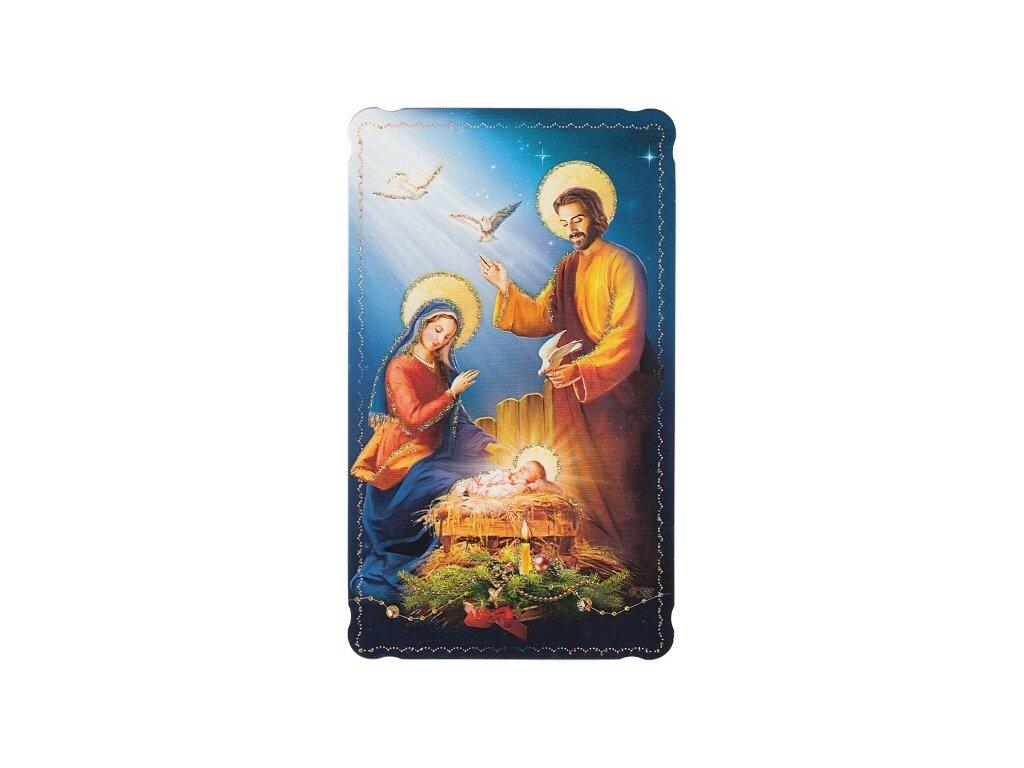 1421 Zaex Obrázek Sv. rodina