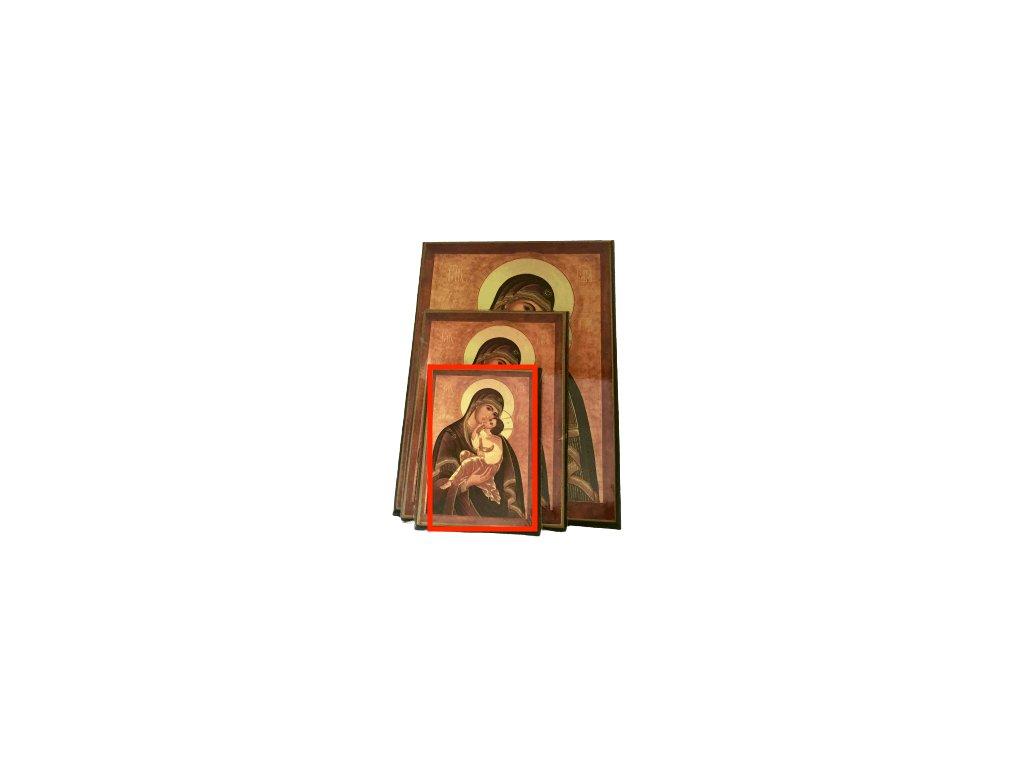 1445 Obrazek Panna Marie Něžná S SlovoProTebe.cz Česvel