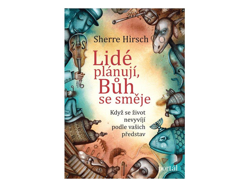 245 Hirsch Lide planuji buh se smeje 9788026213147 01