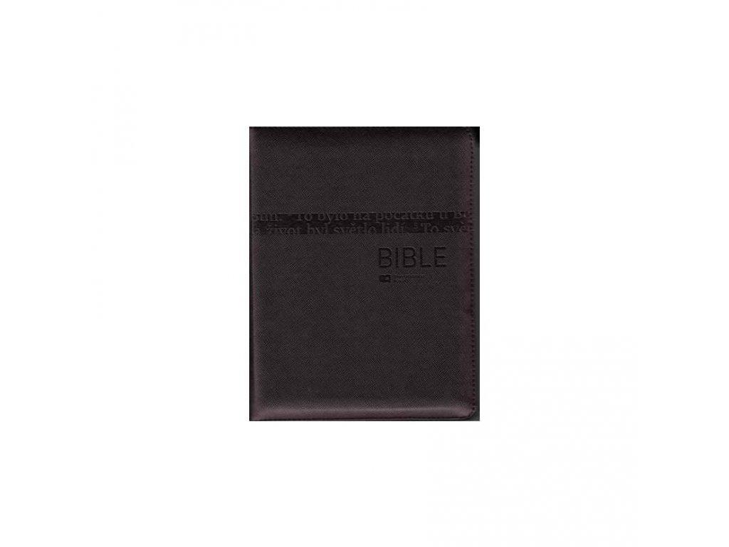 488 Bible stredni hneda 9788075450012 1