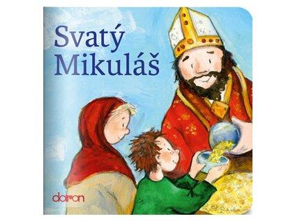 1012 Doron Svaty Mikulas 9788072971626 01