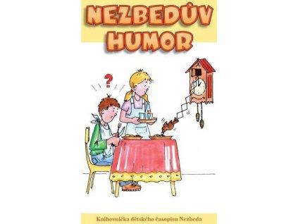 1033 Doron Nezbeduv humor 1.dil 9788072971312 01