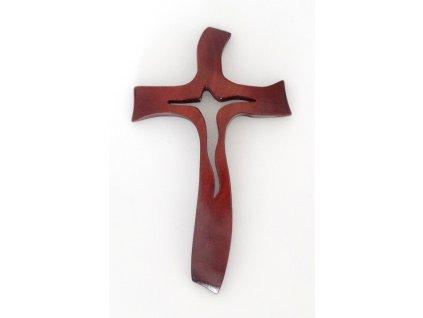1404 Zaex Kříž mahagon, silueta 1