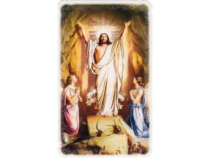 1422 Zaex Obrazek Jezis vzkriseny