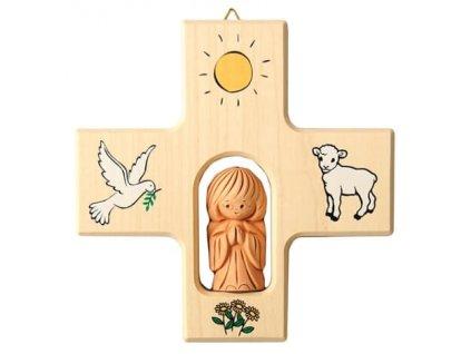 1427 Zaex Dětský kříž Andělíček
