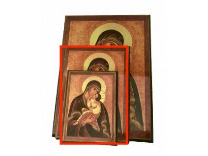 1446 Obrazek Panna Marie Něžná M SlovoProTebe.cz Česvel