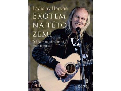 248 Heryán Exotem na teto zemi 9788026210993 01
