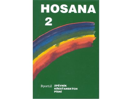 284 Glogar Hosana2 9788073672898 01