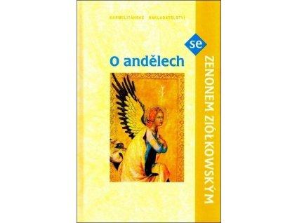428 Ziolkowski O andelech se zenonem ziolkowskym 9788071922476 01