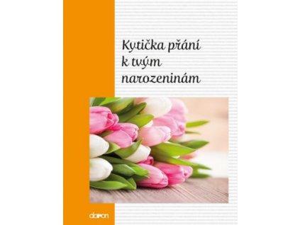 925 Doron Kyticka k tvym narozeninam 9788072971374 01