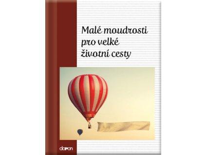 928 Doron Male moudrosti pro velke zivotni cesty 9788072971916 01