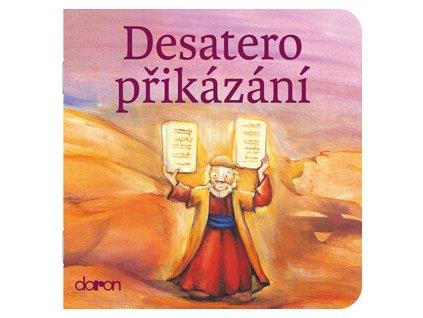 952 Doron Desatero prikazani 9788072972005 01