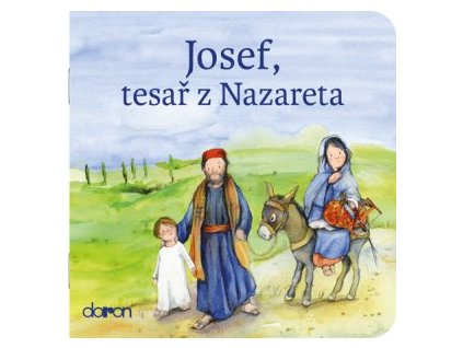 964 Doron Josef, tesar z Nazareta 9788072971497 01