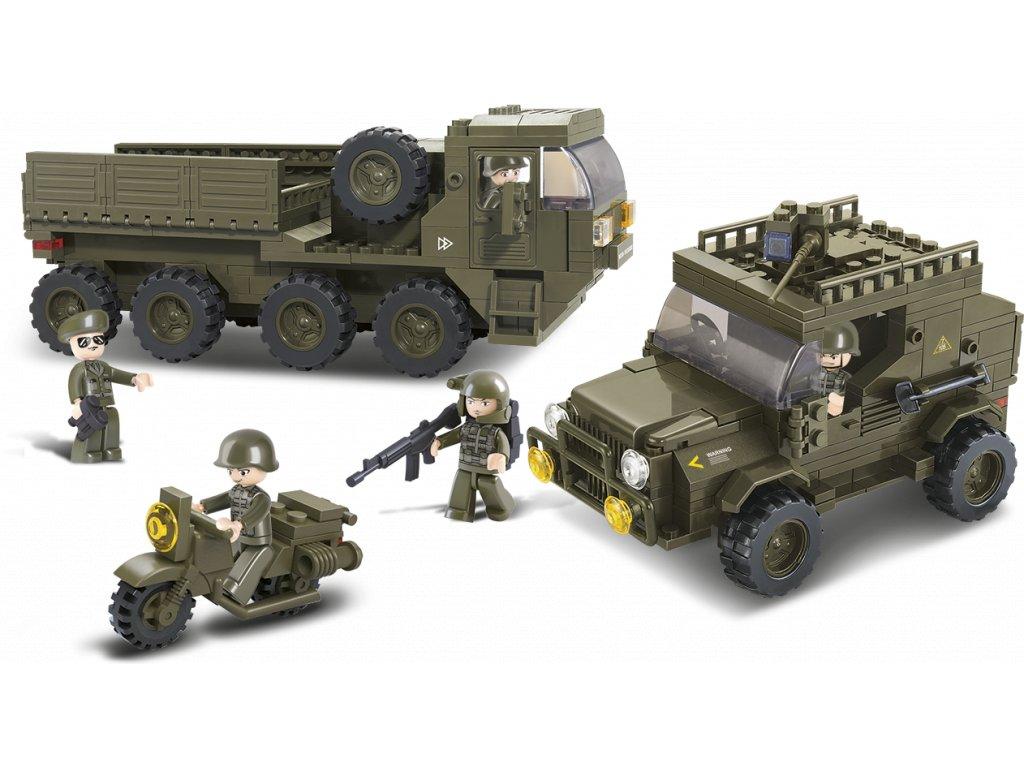 Sluban Army M38-B0307