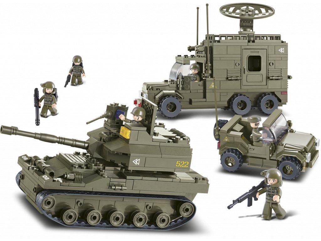 Sluban Army M38-B0308