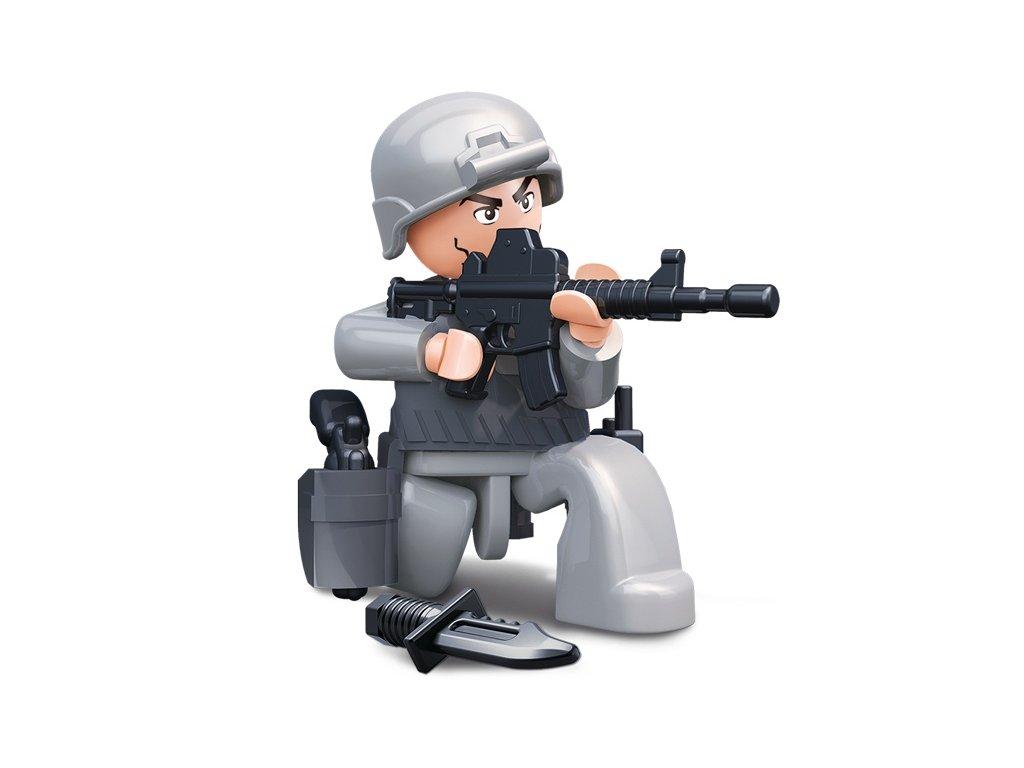 Sluban Figurky Policajt C M38-B0586C