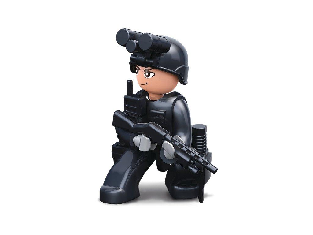 Sluban Figurky Policajt D M38-B0586D