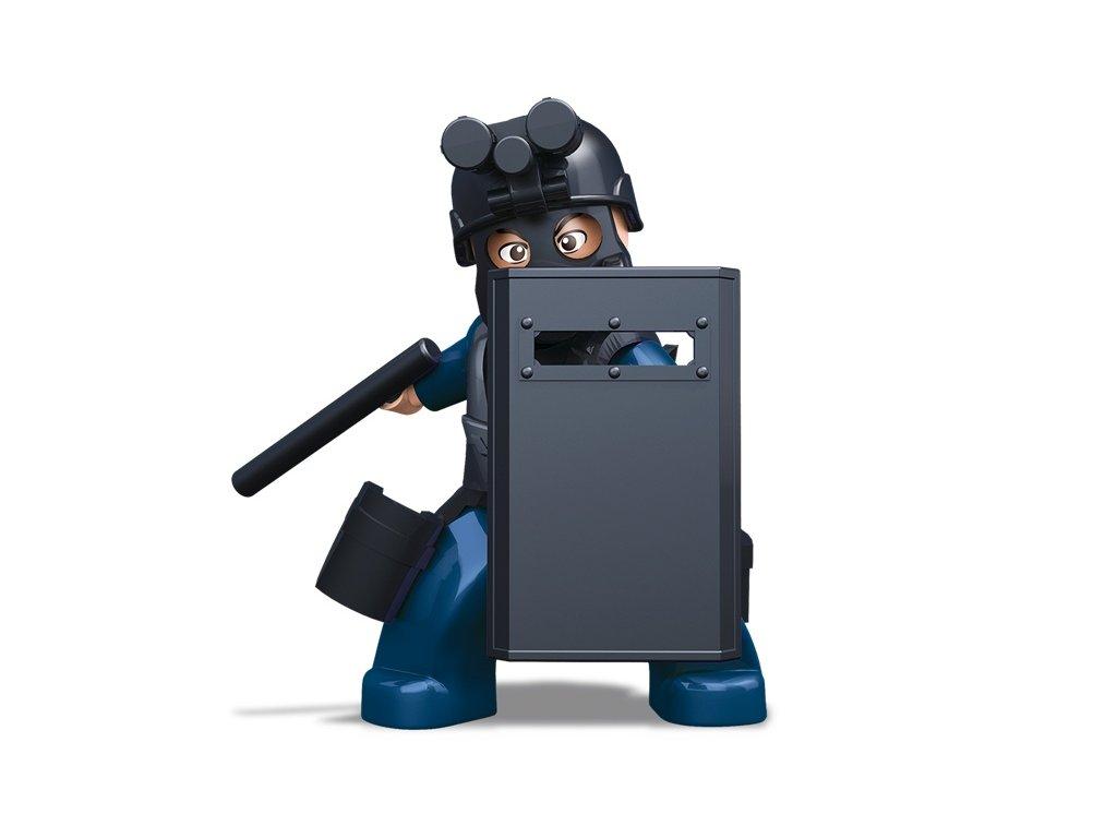 Sluban Figurky Policajt E M38-B0586E
