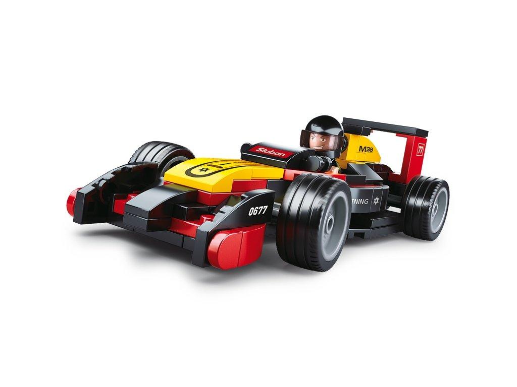 Sluban Car Club M38-B0677 Formule