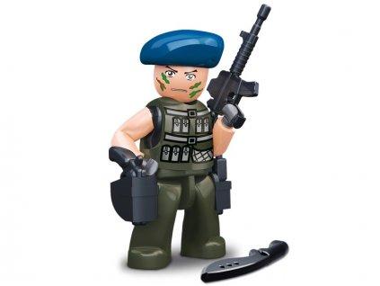 Sluban Figurky Policajt A M38-B0586A