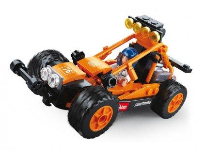 Sluban Car Club M38-B0676 Písečná buggy
