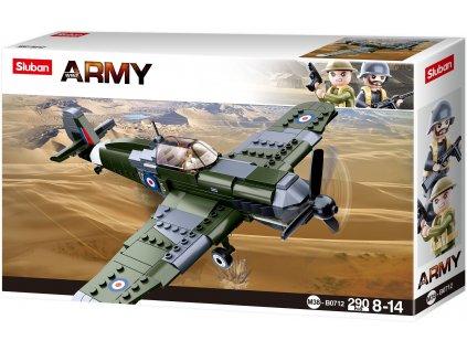 Sluban Army M38-B0712 Britský stíhač