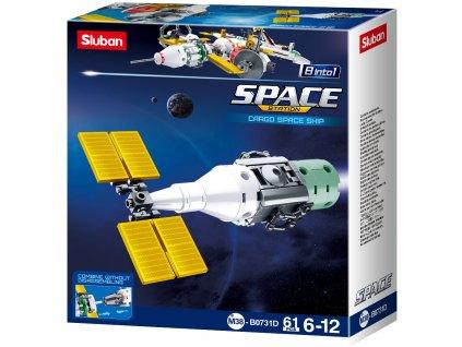 Sluban Space 8into1 M38-B0731D Satelit D