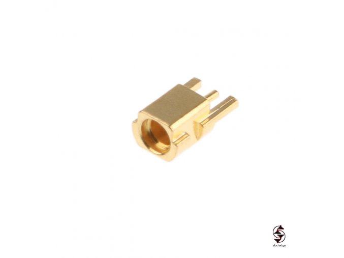 konektor MMCX - zdířka nebo-li samice pro sluchátka značky Shure
