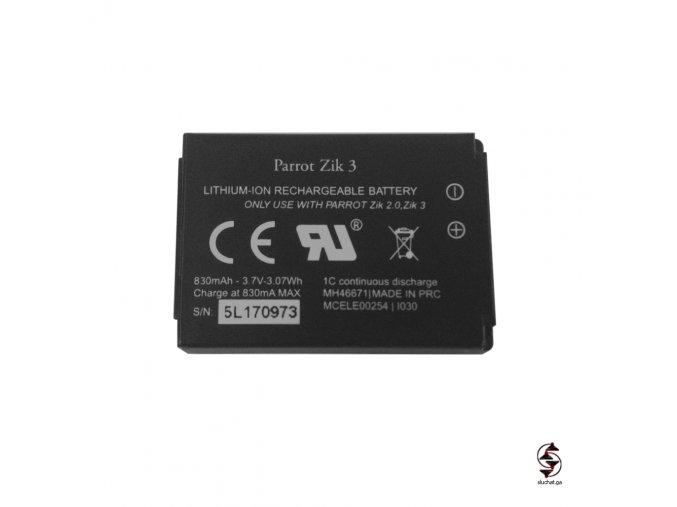 Originální baterie Parrot Zik 3, Zik 2