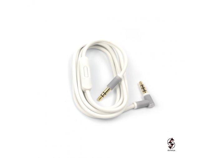 Výměnný kabel s mikrofonem Beats - neoriginální modrý