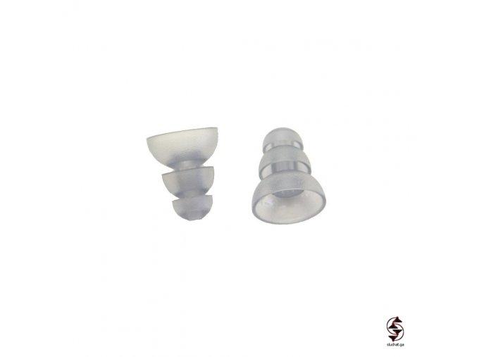 Gumové špunty pro sluchátka Etymotic - velikost S