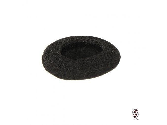 Molitanový náušník s průměrem 50 mm