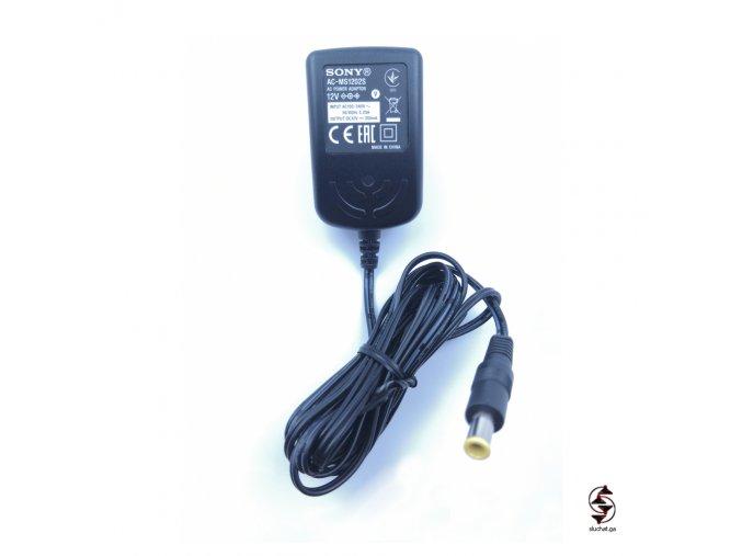AC DC sitovy adapter Sony MDR RF855 w 1000
