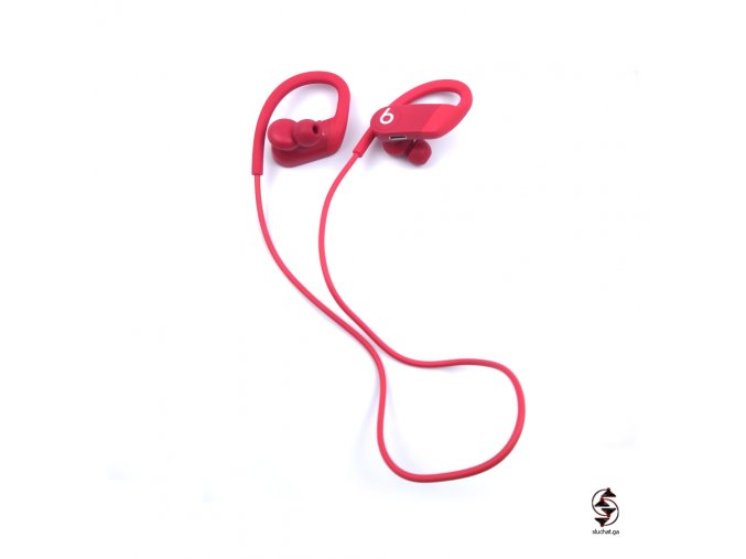 zanovni bezdratova sluchatka powerbeats 4 wireless cervene w 1000