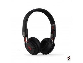 Sluchátka pro DJ - beats Mixr v černé barvě.