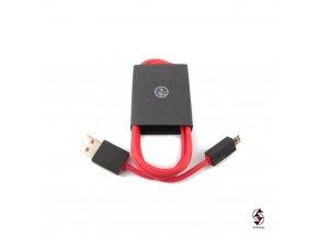 Originální nabíjecí kabel pro sluchátka Beats a zařízení s konektorem Micro USb typ B